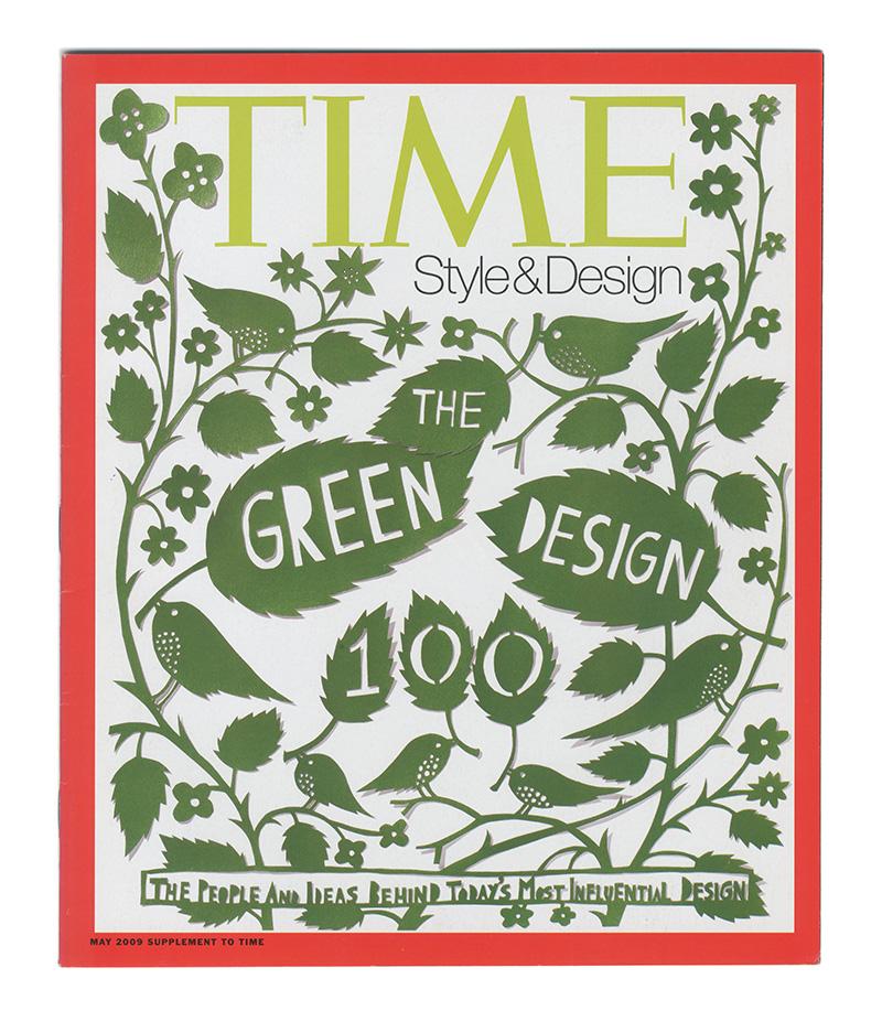 TIME-green-design-100