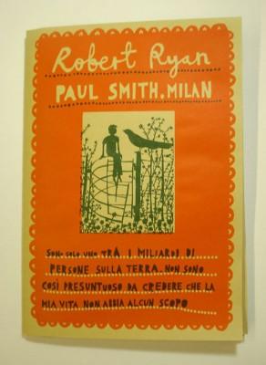 Milan-booklet
