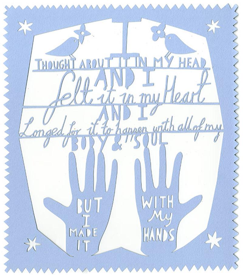 hands-blue
