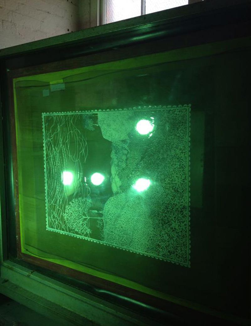 exposing-screen