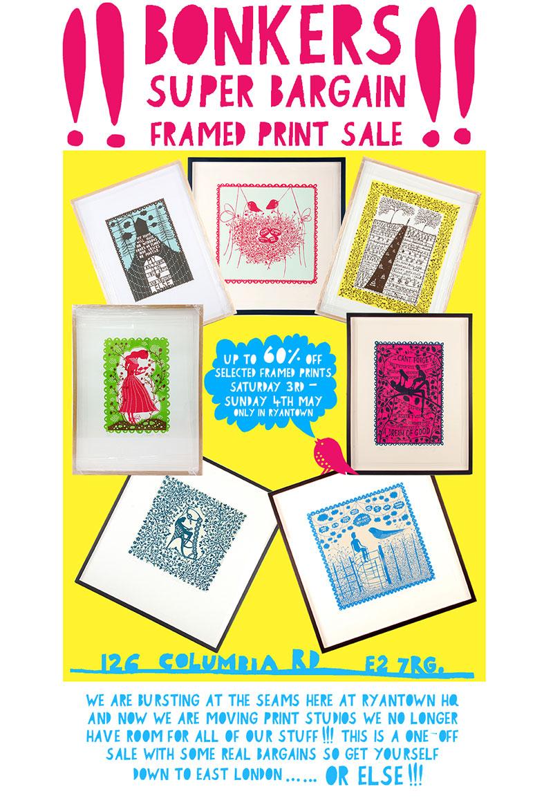 framed-print-sale