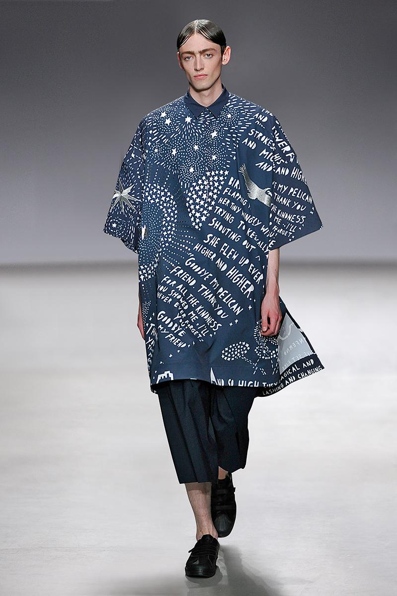 Juun J Menswear Spring Summer 2015 Paris Fashion Week June 2014