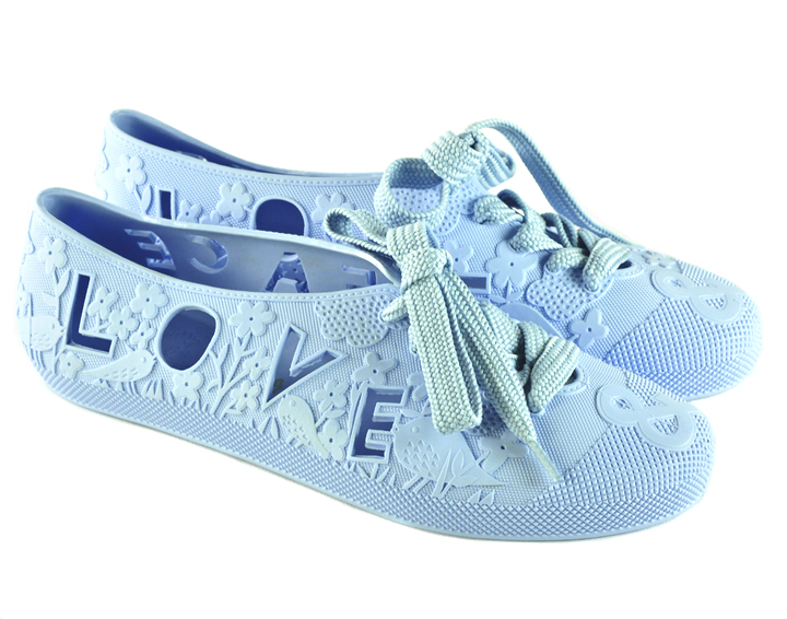 LOVE&PEACE blue 1