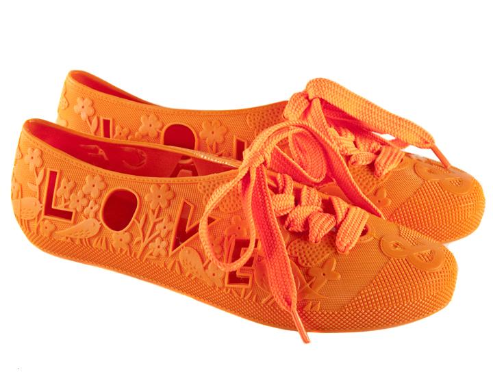 LOVE&PEACE orange 1