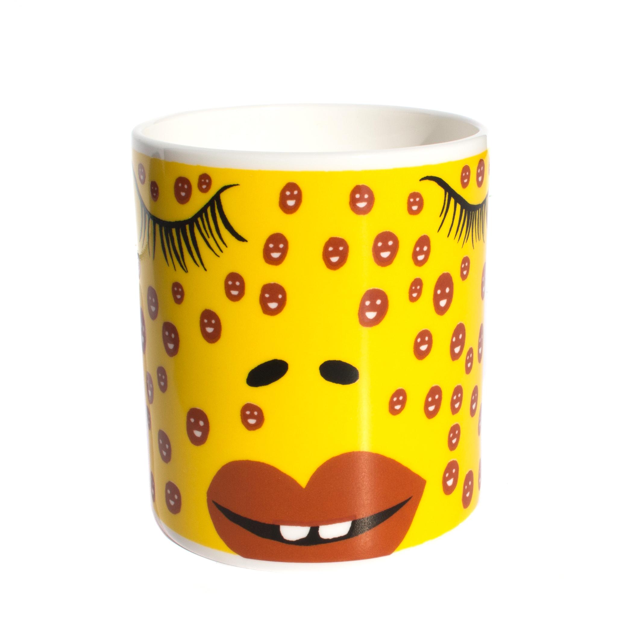 Freckles Mug Front